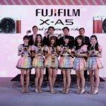 ฟูจิฟิล์ม เปิดตัวกล้อง X-A5 ดึง BNK 48 เป็นแบรนด์แอมบายเดอร์