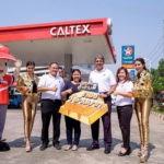 """Caltex จัดแคมเปญ """"คิวอาร์ ล่าล้าน"""""""